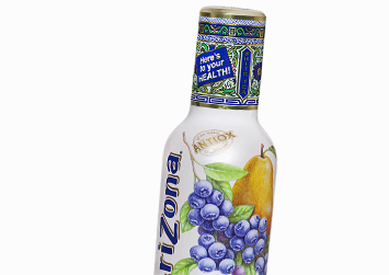 Produktbild Arizona Iced Tea Blueberry