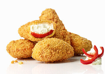Produktbild Cheese Poppers