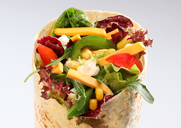 Produktbild Wrap Cheesy